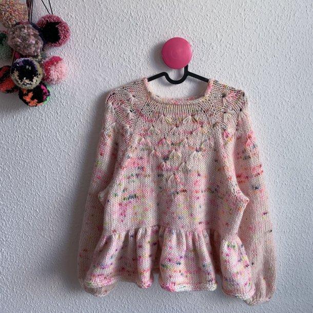 Tutu Sweater Voksen - dansk