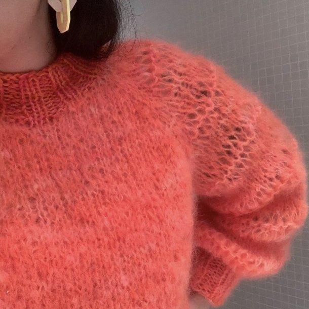 Hotblush Sweater  - Voksen (dansk)